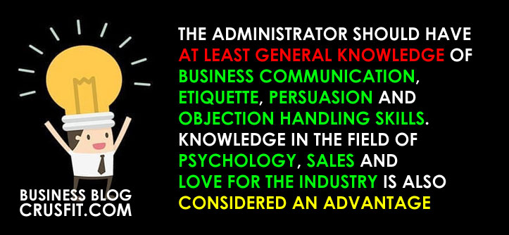 rights of an administrator | crusfit.com